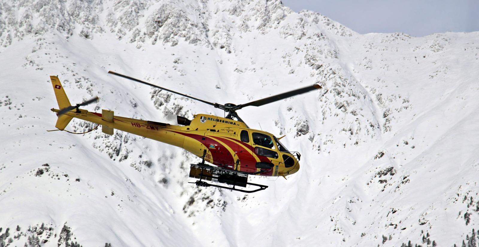 sci-alpinista disperso